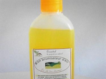 """Brumisateur """"La clé des Champs"""" (Recharge + Consigne 1,5 ¤) 150 ml"""