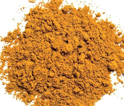 Curry doux en poudre 50g