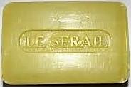 Véritable savon de Marseille 100 g  Le Sérail : MUSC (stock limité !)