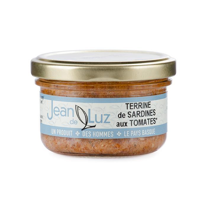 Terrine de Sardines aux tomates 85g