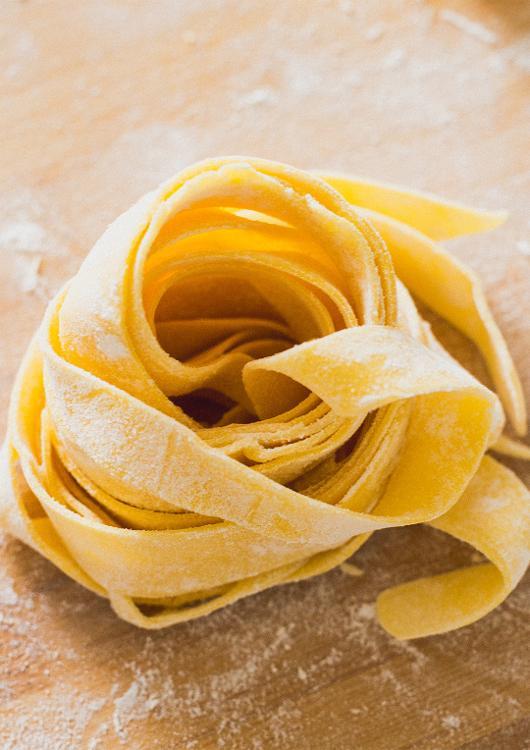 Parpadelles fraîches portion (2pers)