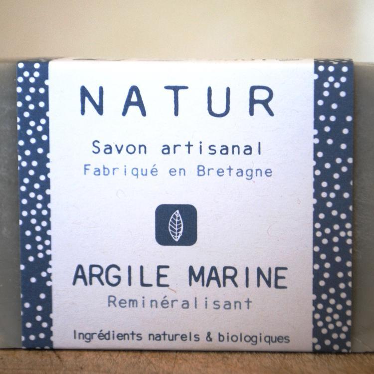 Savon Argile Marine