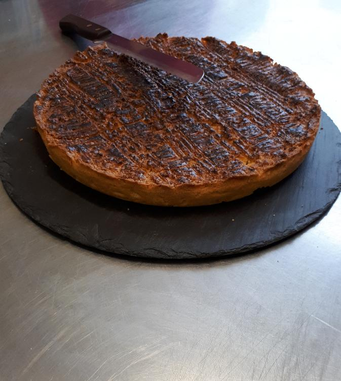 Gâteau breton / 4 parts