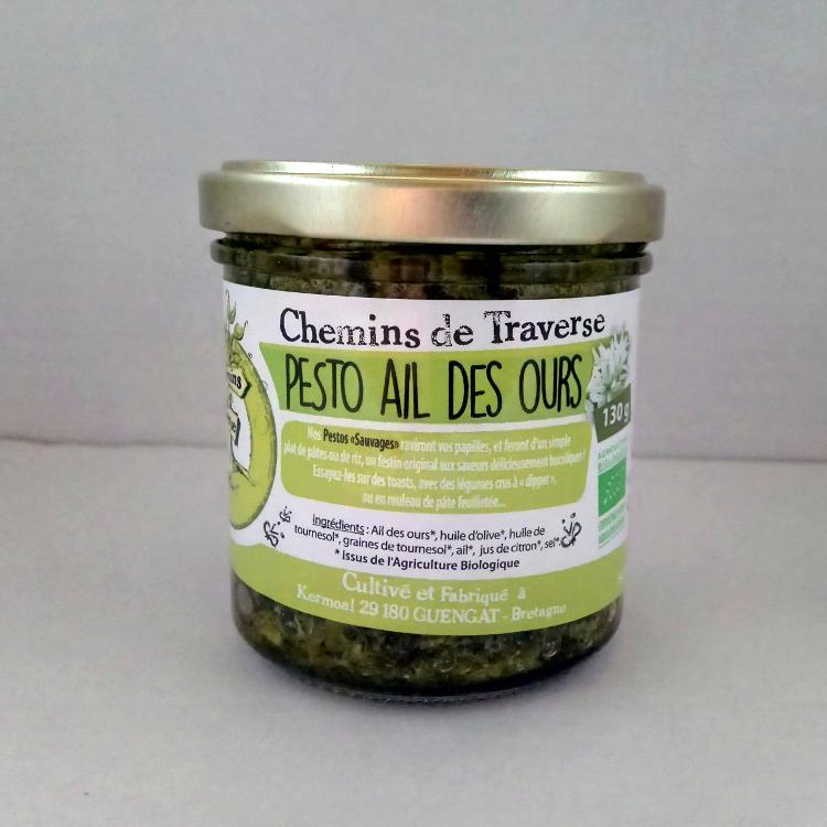 Pesto d'AIL DES OURS