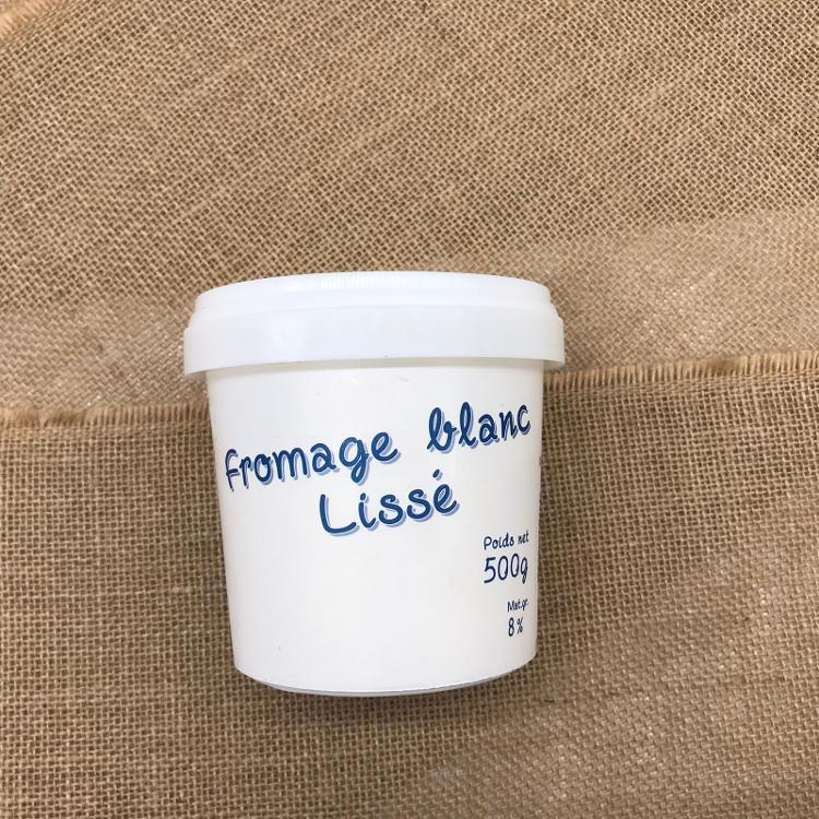 FROMAGE FRAIS LISSE 50CL