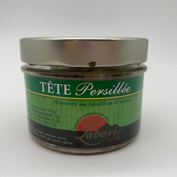 PATE DE TETE PERSILLE 180G