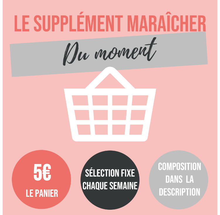 SUPPLEMENT MARAICHER PANIER DE CHAMPLAIN