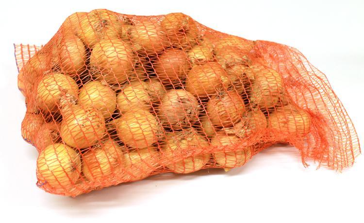 oignons jaune filet