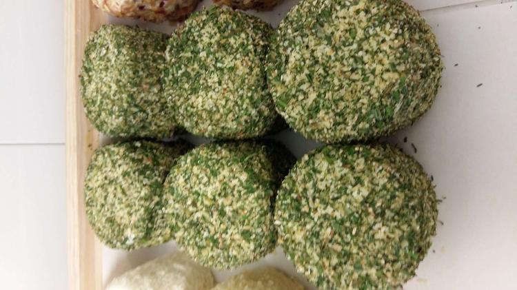 Fromage frais de chèvre  ail et fines herbes