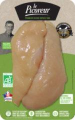 Filet de Poulet Noir X2