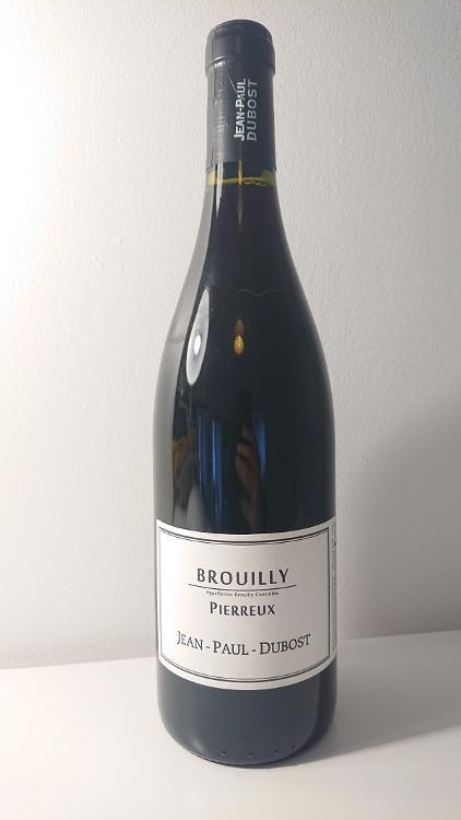 """Brouilly """"Les Pierreux"""" 2018"""