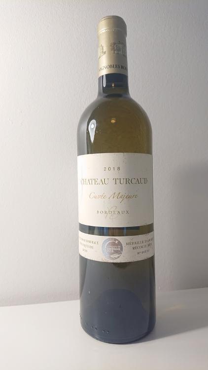 Bordeaux Blanc Cuvée Majeure 2018