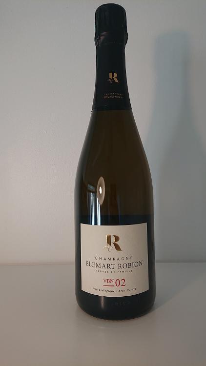 Champagne Elemar Robion Cuvée VBN02