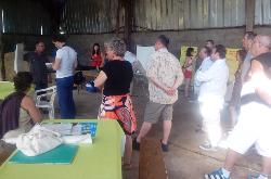 Projet d'introduction de viandes biologiques régionales en restauration collective.