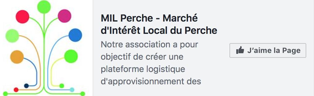 Milperche a une nouvelle page Facebook !