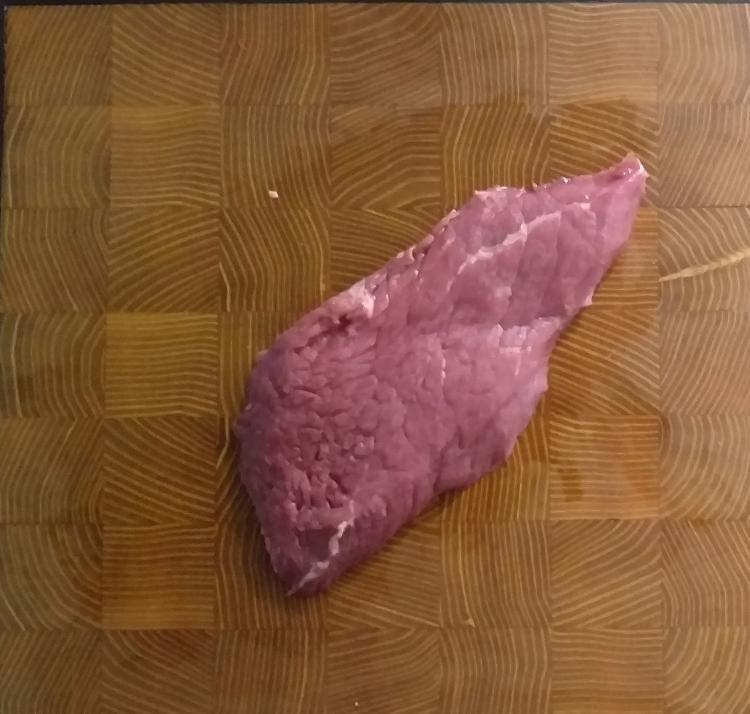 Gite noix à bifteck X2    400 g