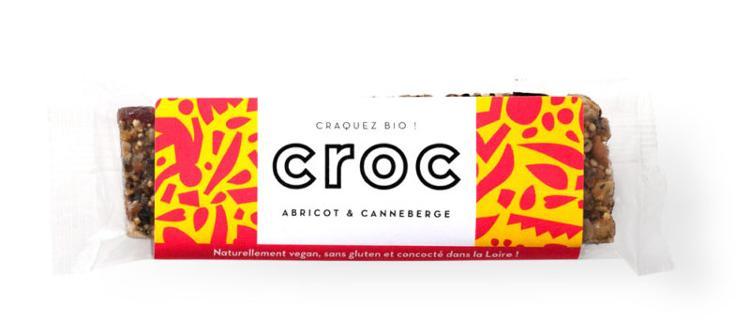 Barre céréale - Abricot & Canneberge