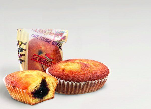 CAKE FOURRE MYRTILLE
