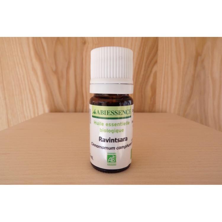 Huile essentielle - Ravintsara - bio - 5ml