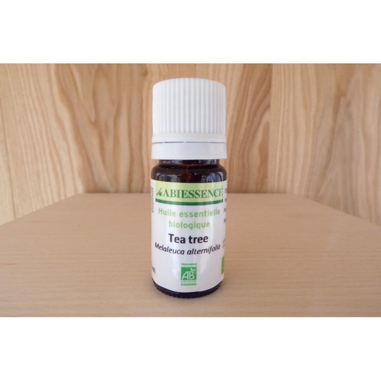 Huile essentielle de Tea Tree - bio - 5ml