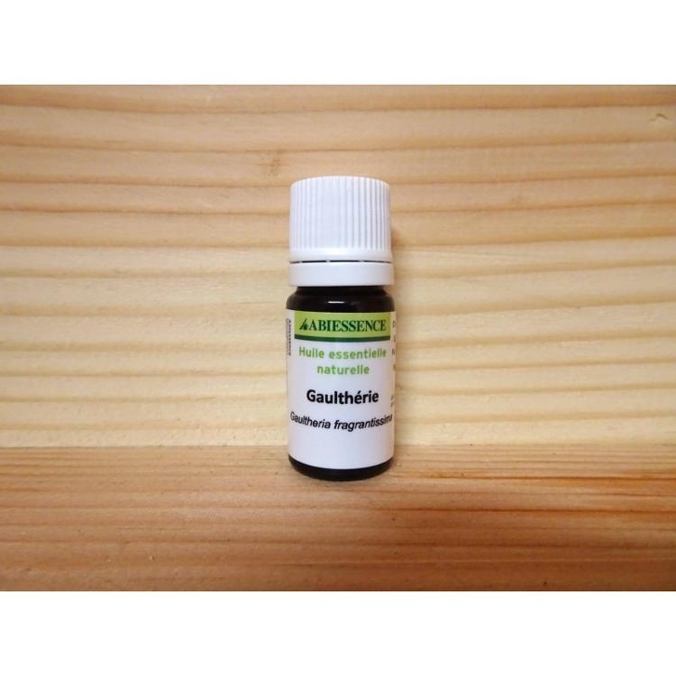 Huile essentielle -   Gaulthérie - naturelle - 5ml