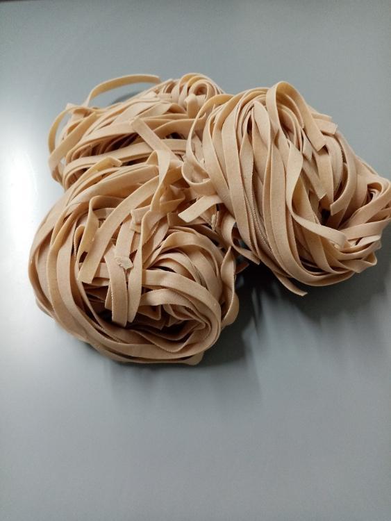 Pâtes avec oeufs - les fines - 250gr