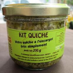 Kit quiche - 200gr