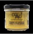 Crème de courgette chèvre et miel