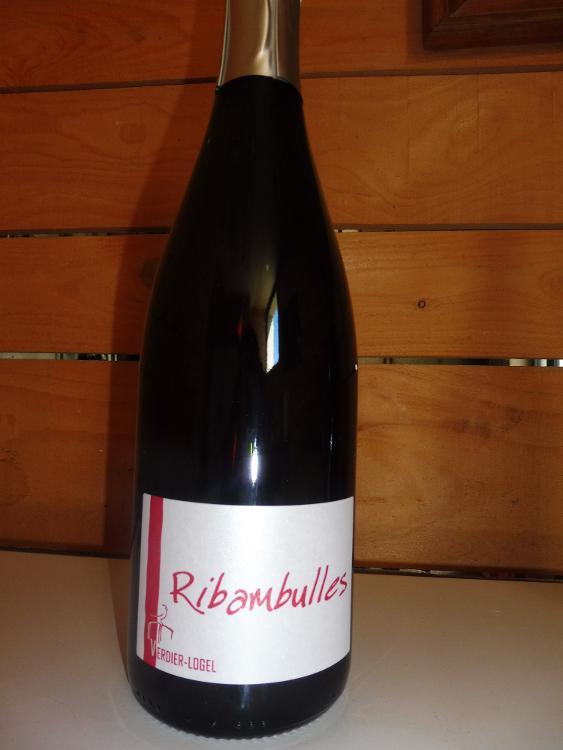 Ribambulles rosé doux pétillant