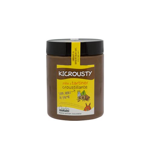 KICROUSTY BISCUITS FINEMENT EMIETTES-