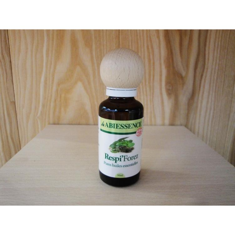 Mélange huile essentielle - Respi'Forez - 30ml - bio