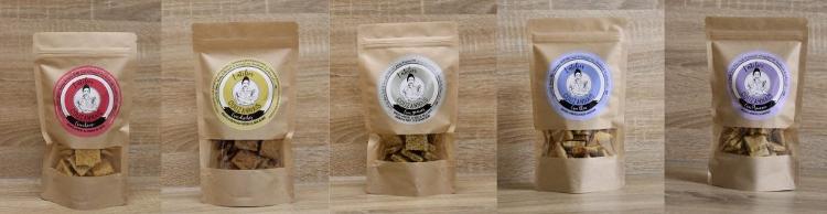 CROC CHEVRE - Biscuits apéritif