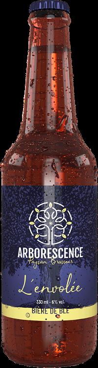 Bière 33cl L'envolée