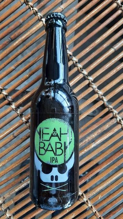 Yeah baby IPA  5° 33CL