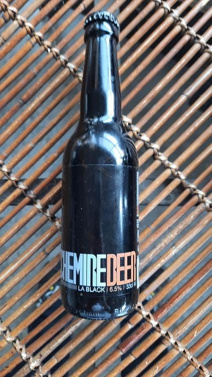 CACHEMIRE Black Lager 33cl