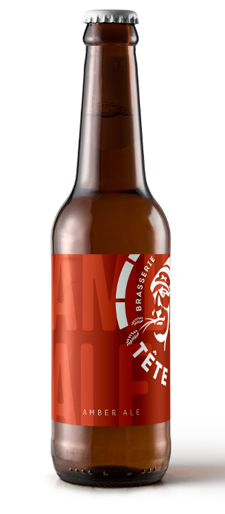Amber Ale 75 cl