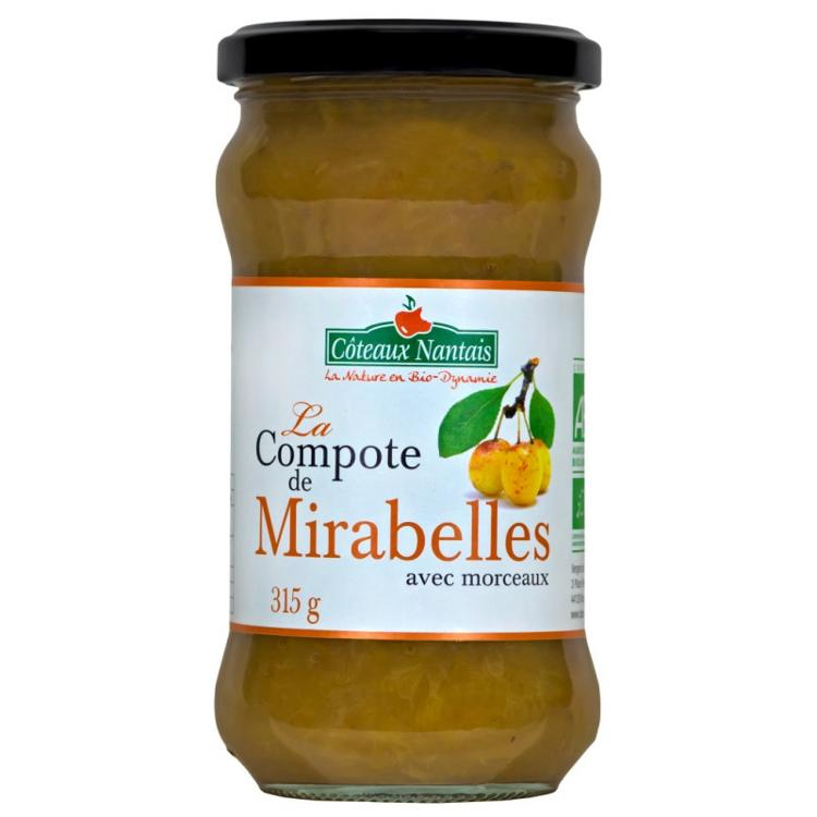 Compote Mirabelle 315 gr