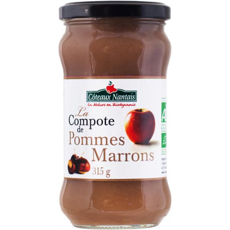 Compote Pomme Marron 315 gr