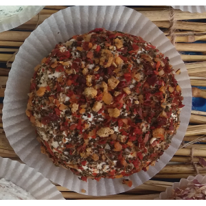 St Tiercelen provençale, fromage frais