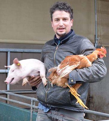 Colis de porc mixte bio pour le 19 ou 20 novembre