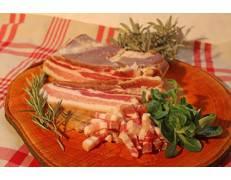 Poitrine de porc fumée - 4 T
