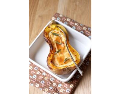 Courge butternut à la crème de Maroilles
