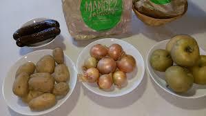 Boudins noirs aux pommes et purée de pommes de terre