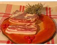 Poitrine de porc fraîche  - 4 T