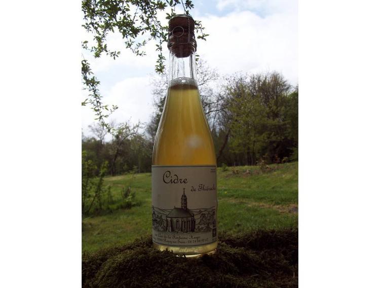 Cidre de Thièrache 1/2 bouteille