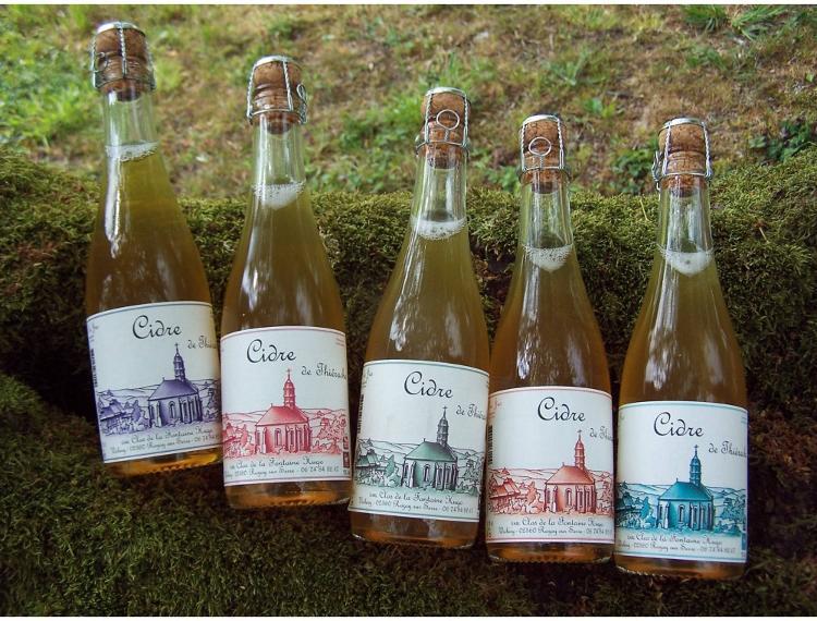 Cidre de Thièrache 1/2 bouteille par 20