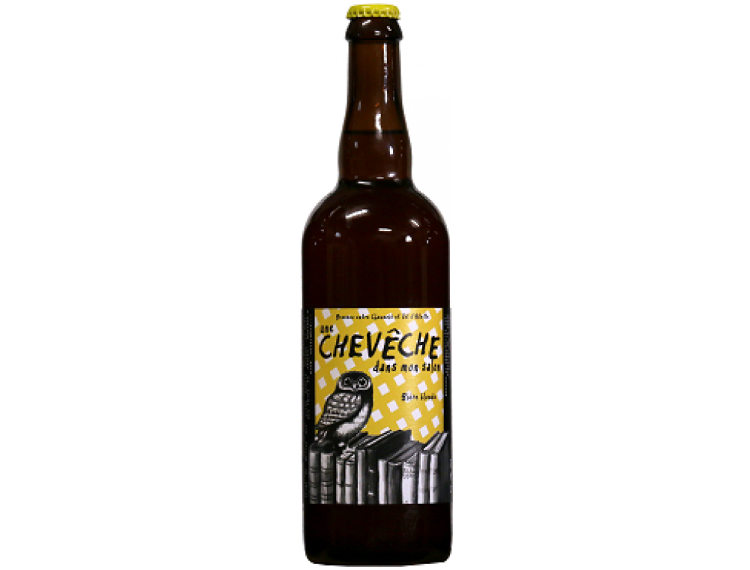 Bière blonde Chevêche - 33 cl