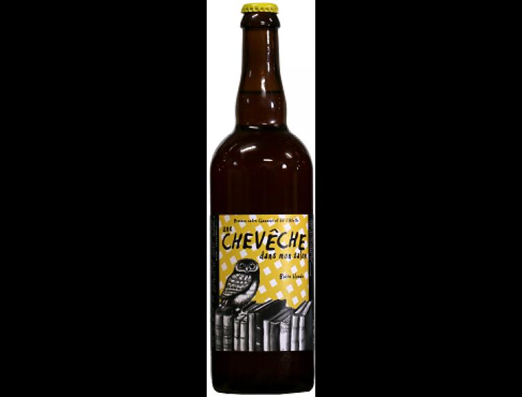 Bière blonde Chevêche - 75 cl