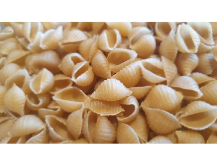 Pâtes Conchiglie - La Rustique (au blé complet) - 500 g