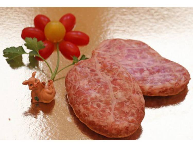 Crépinette de porc x2
